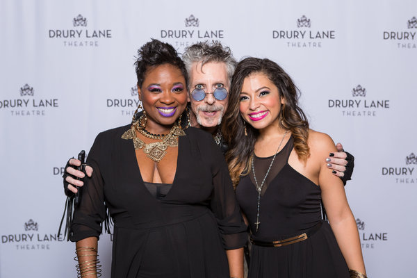 Donica Lynn, Larry Baker and Cherry Torres  Photo