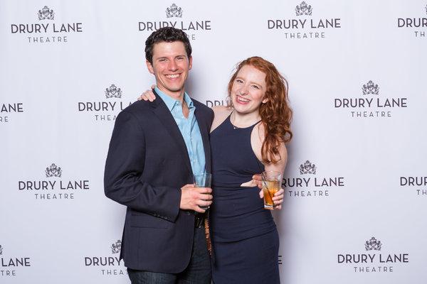 Nick Cosgrove and Tiffany Tatreau