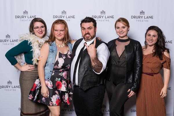 Photo Flash: ROCK OF AGES Celebrates Opening Night at Drury Lane Theatre