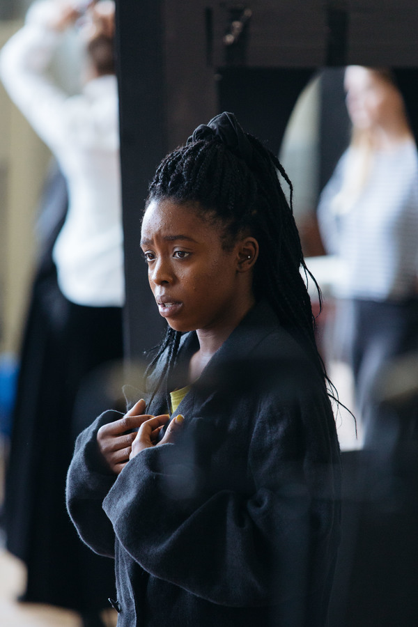 National Youth Theatre REP Company in rehearsals for JEKYLL AND HYDE