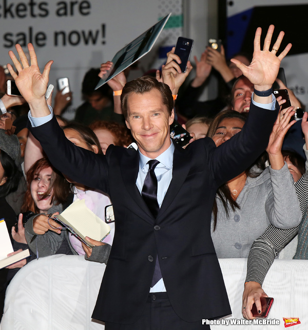 Photo Coverage: Benedict Cumberbatch & More Attend TIFF Premiere of THE CURRENT WAR
