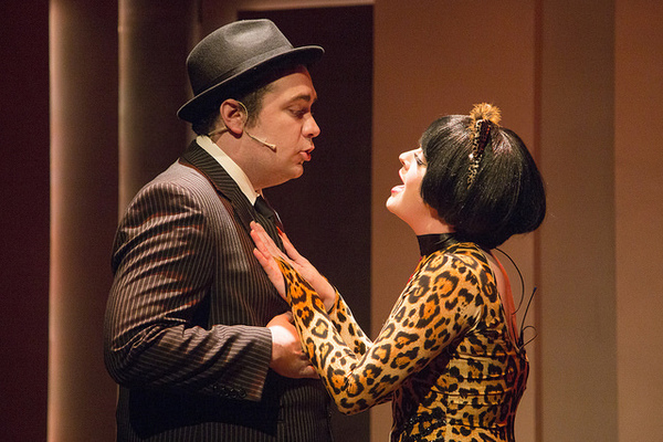 Photo Flash: NightBlue Performing Arts presents BULLETS OVER BROADWAY