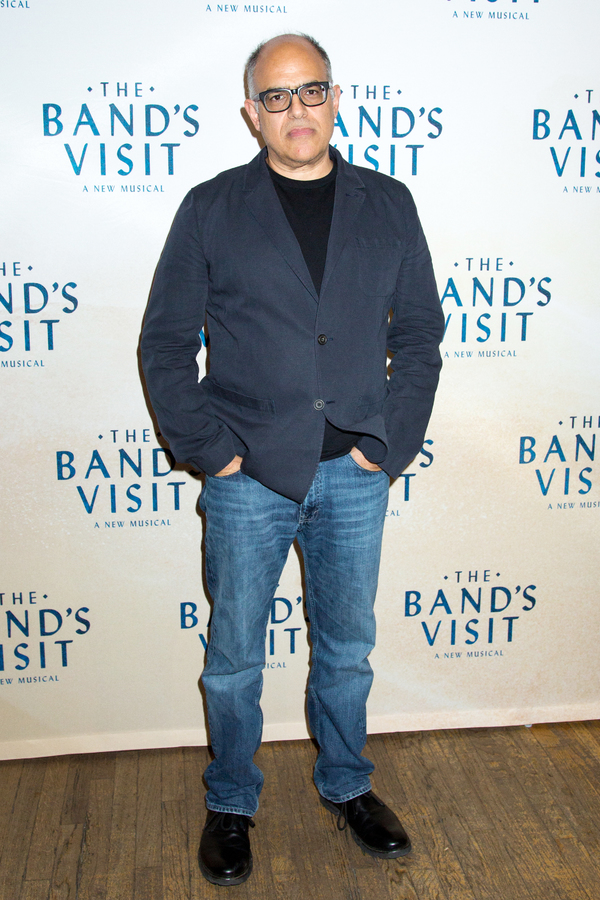 Photo Coverage: Meet the Cast of THE BAND'S VISIT on Broadway!