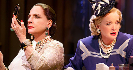 Save Up to 40% on Tickets to See Patti LuPone and Christine Ebersole in WAR PAINT