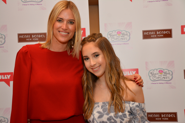 Photo Coverage: PEACE, LOVE, NO BULLY Performs at Henri Bendel Flagship Store