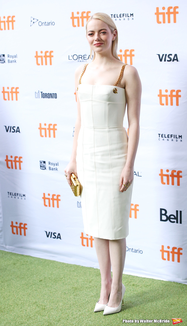 Photo Coverage: Steve Carell and Emma Stone Attend BATTLE OF THE SEXES Premiere at TIFF