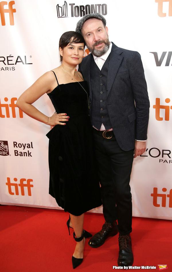 Natasha Noramly and Paul McGuigan