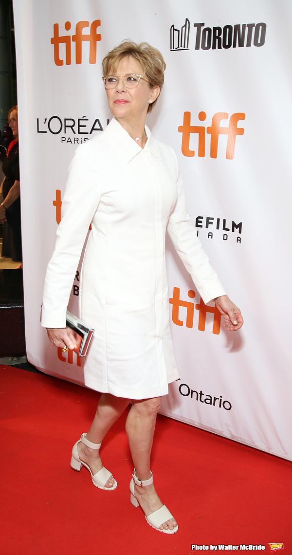 Photo Coverage: Annette Bening & Warren Beatty Attend TIFF Premiere of FILM STARS DON'T DIE IN LIVERPOOL