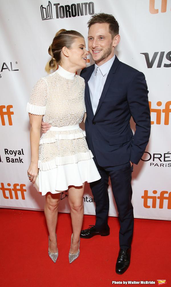 Kate Mara and Jamie Bell Photo