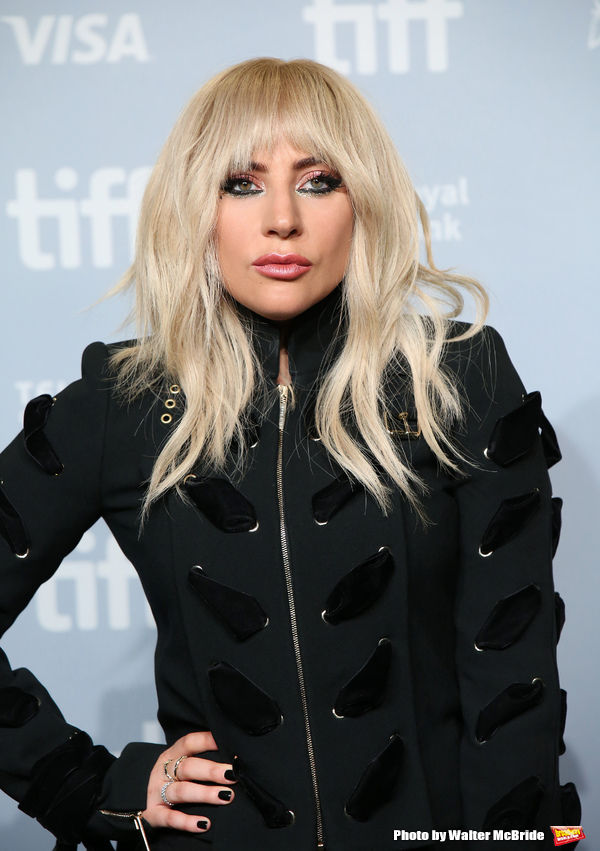Photo Coverage:  Lady Gaga & More Attend Press Call for GAGA: FIVE FOOT TWO  at TIFF
