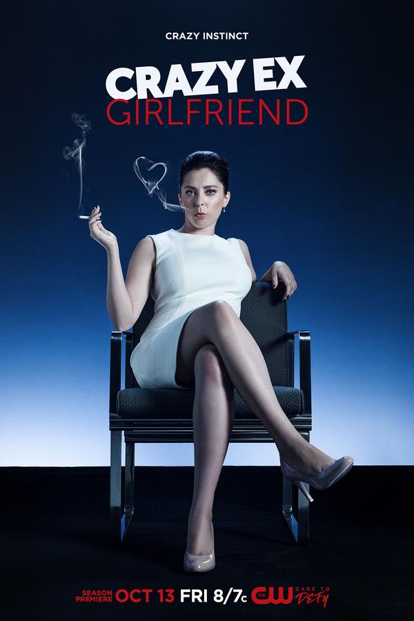 Photo Flash: Rachel Bloom in CRAZY EX-GIRLFRIEND Season 3 Key Art