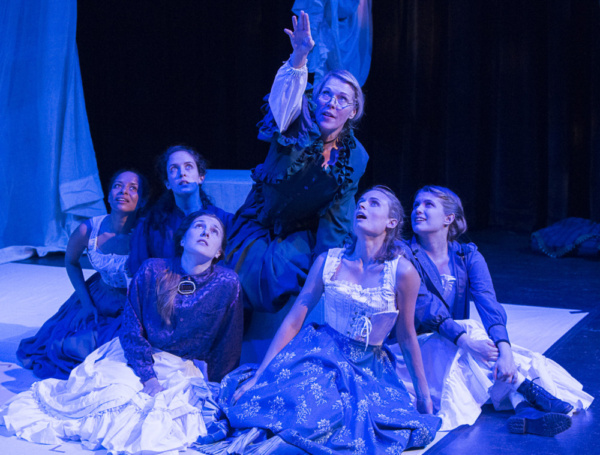 Photo Flash: First Look at THE RESOLUTE at Wyoming Theater Festival