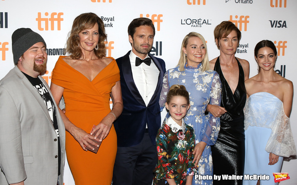 Paul Walter Hauser, Craig Gillespie, Allison Janney, Sebastian Stan, Mckenna Grace, M Photo
