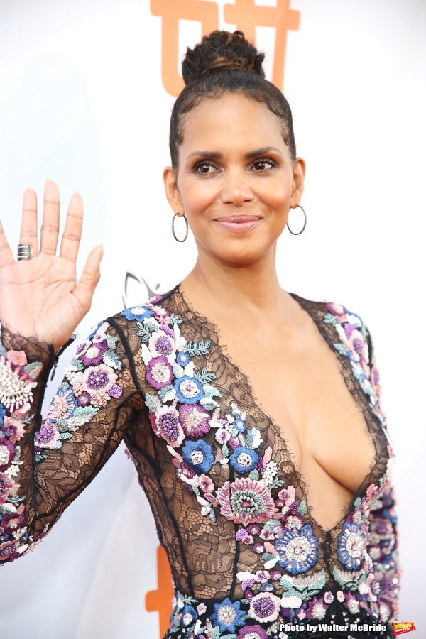 Photo Coverage: Halle Berry & More Attend KINGS Premiere at TIFF