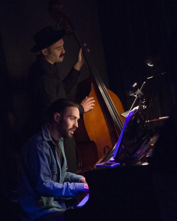 Jack Lipson and Benny Lipson Photo