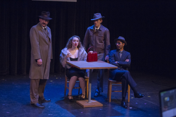 Photo Flash: First Look at New Frank Loesser Musical ANOTHER ROLL OF THE DICE at Wyoming Theater Festival