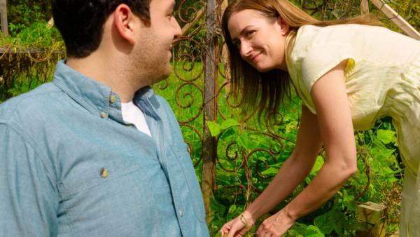 Ryan Burke and Erin Granfield Photo