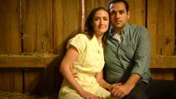 Erin Granfield and Ryan Burke Photo