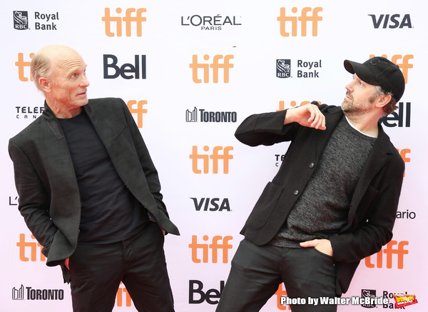 Photo Coverage: Ed Harris & More Attend KODACHROME  Premiere at Toronto Film Festival