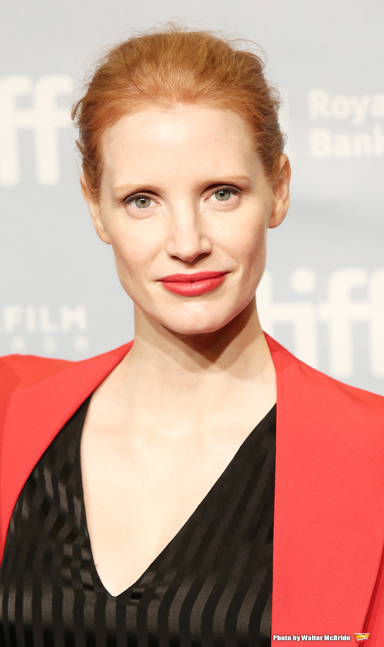 High Res Jessica Chastain