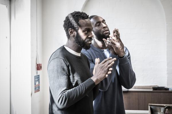 Sule Rimi and Theo Ogundipe