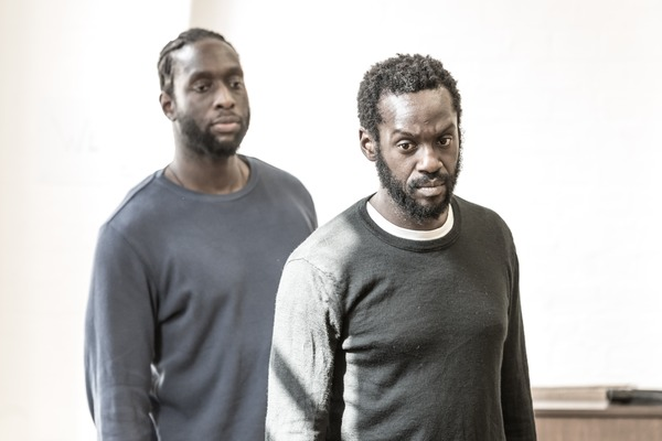 Theo Ogundipe and Sule Rimi