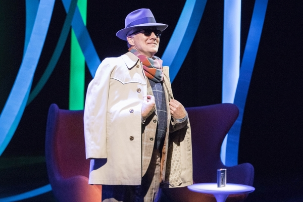 Photo Flash: First Look at Dan Butler and Stephen Spinella in WARHOLCAPOTE at A.R.T.