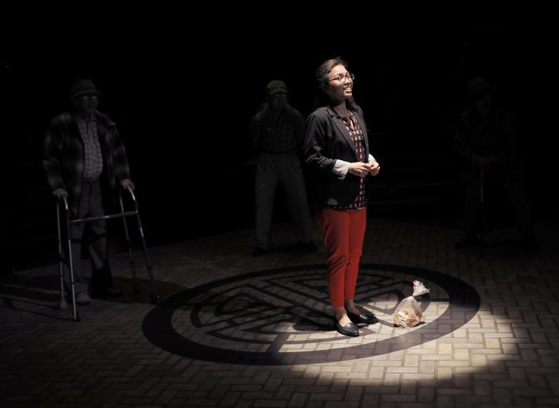 BWW Review: Charming Meta Journey with KING OF THE YEES at ACT