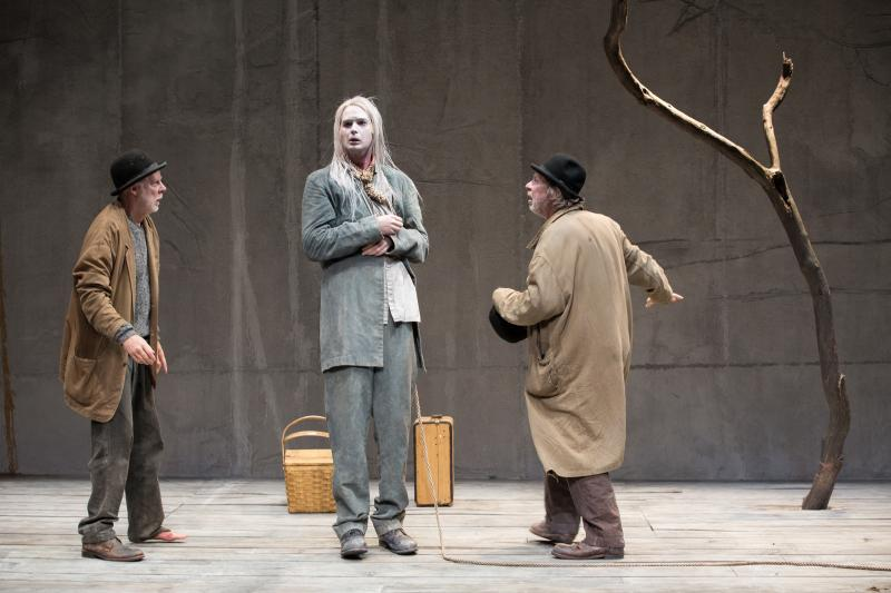 BWW Review: Nothing is Everything in Soulpepper's WAITING FOR GODOT