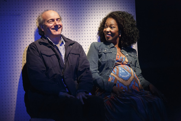Photo Flash: First Look at Deanna Dunagan and Peter Friedman in THE TREASURER at Playwrights Horizons