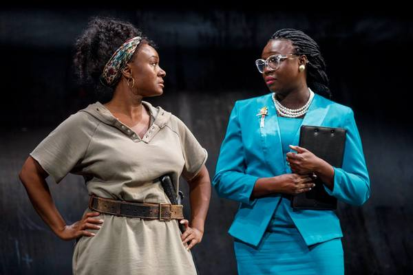 Photo Flash: First Look at Saycon Sengbloh & More in Signature Theatre's IN THE BLOOD