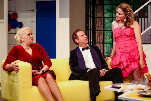 Jess Allan, Matt Garry & Kristen Blegen Bouyer