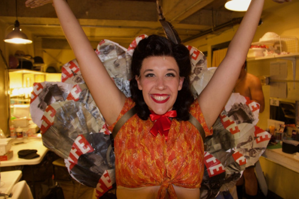 BWW Photo Exclusive: Behind the Curtain with SOUTH PACIFIC at STAGES St. Louis