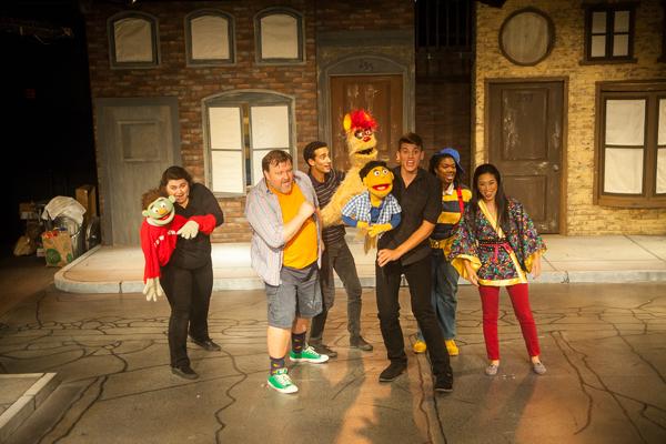 Photo Flash: AVENUE Q Comes to Playhouse on Park's Season Nine Main Stage