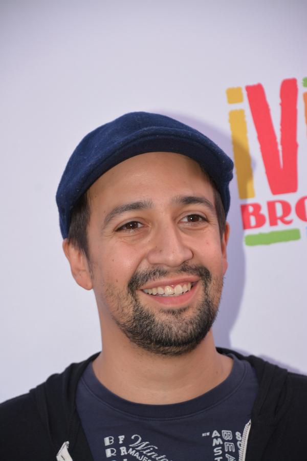 Photo Coverage: Lin-Manuel Miranda, Mandy Gonzalez and More Attend VIVA BROADWAY!