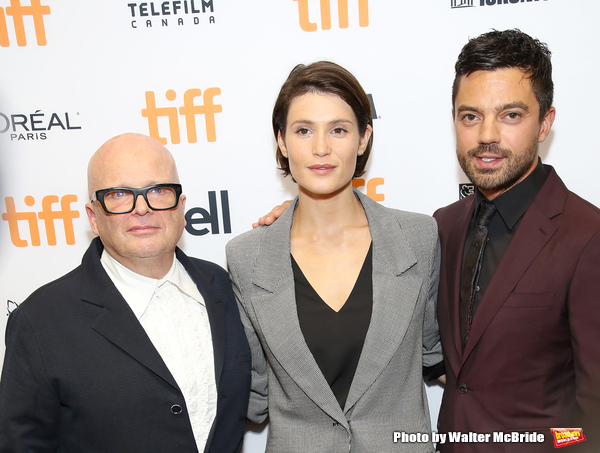 Dominic Savage, Gemma Arterton and Dominic Cooper