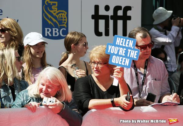 Helen Mirren fans