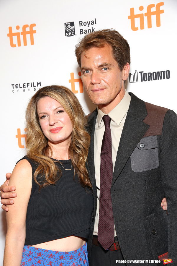 Kate Arrington and Michael Shannon  Photo