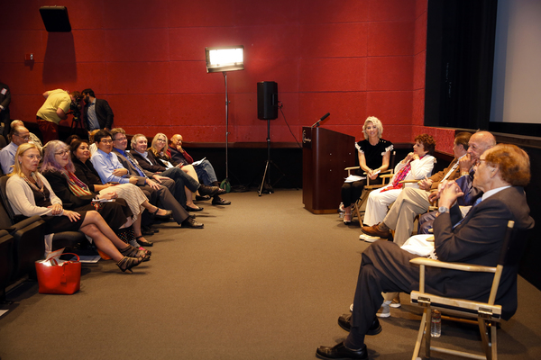 Photo Flash: CSUN Renames Wing in Ceremony Featuring Jenna Elfman