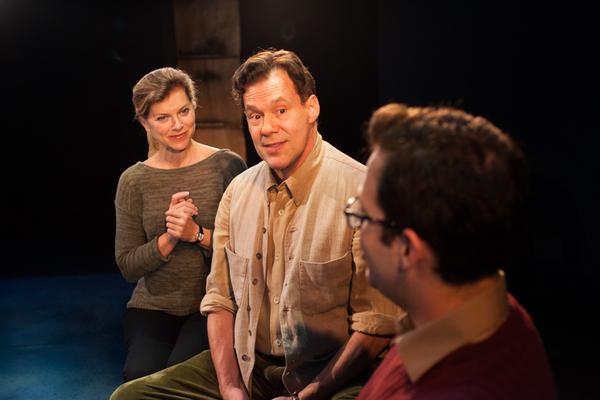 Betsy Zajko, Joseph Fuqua and Mark Jacobson