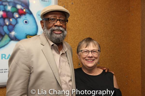Bill Sims, Jr. and his wife Karen Wilson