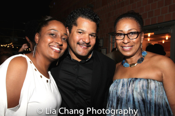 Photo Flash: Brandon J. Dirden, Crystal A. Dickinson, Brenda Pressley & More Celebrate Opening Night of A RAISIN IN THE SUN at Two River Theater