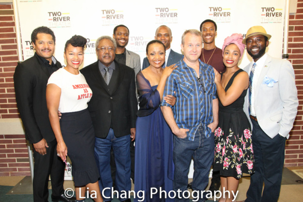 Brandon J. Dirden, Crystal A. Dickinson, Willie Dirden, Andrew Binger, Brenda Pressley,  Carl Cofield, Nat DeWolf, York Walker, Jasmine Batchelor, Charlie Hudson III