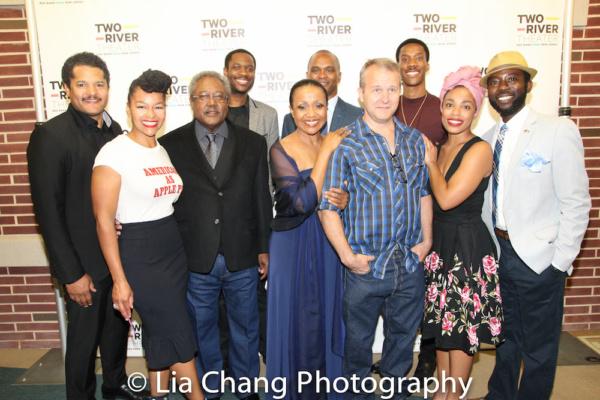 Brandon J. Dirden, Crystal A. Dickinson, Willie Dirden, Andrew Binger, Brenda Pressle Photo