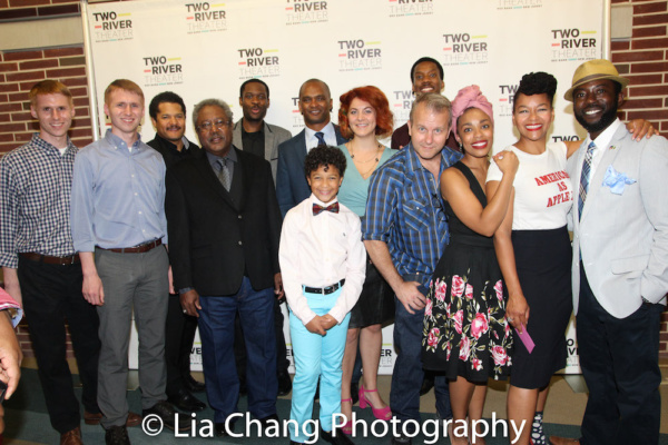 Justin Swader and Christopher Swader, Brandon J. Dirden, Willie Dirden, Andrew Binger, Owen Tabaka,  Carl Cofield, Elivia Bovenzi, Nat DeWolf, York Walker, Jasmine Batchelor, Crystal A. Dickinson and Charlie