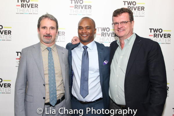 John Dias, Carl Cofield and Michael Cumpsty