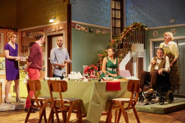 BWW Review: RULES FOR LIVING, Royal and Derngate