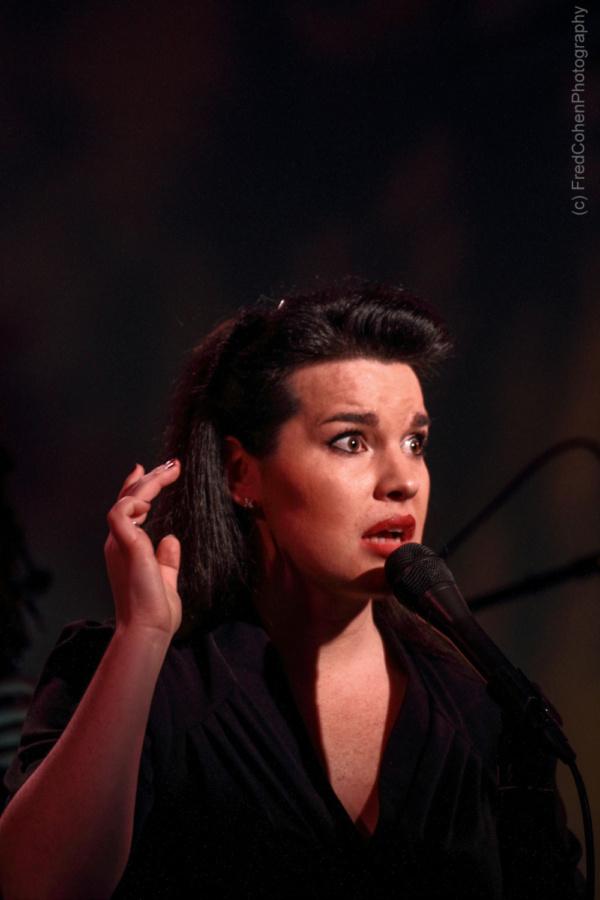 Hanna Burke  Photo