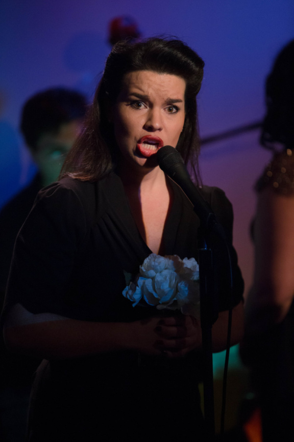 Photo Flash: Hanna Burke Pays Tribute to Madeline Kahn
