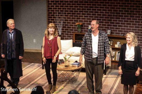 Photo Coverage: GOD OF CARNAGE Celebrates Opening Night at Shakespeare & Company
